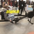 智能風阻劃船機健身器材家用槳室內商用健身房劃船器