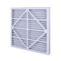 定制板框式紙框空調初效過濾器折疊式集塵空氣凈化