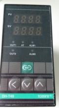 上海托克DH-T96KA外形尺寸96x96智能溫度
