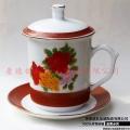 工厂批发低中高档陶瓷茶杯