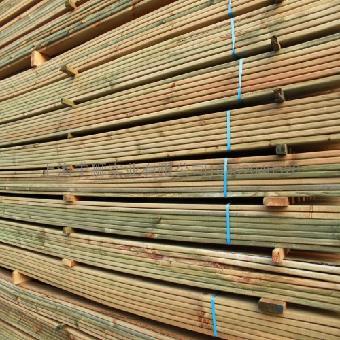 白松防腐木枕木