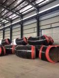 國內加工聚氨酯發泡聚乙烯外殼保溫鋼管