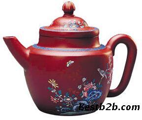 紫砂诗文茶壶到代与后仿的区别