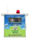 企業工廠車間VOCS廢氣全面監測管控系統生產廠家