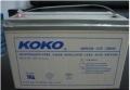 KOKO可可蓄電池充電量與壽命