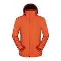 长沙三合一冲锋衣定做,户外加绒冲锋衣定制,款式多样