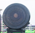 大型鑄銅鼓 貴州銅鼓擺件 定制壯族銅鼓