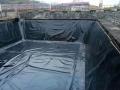 漯河駐馬店養豬場儲液池黑膜防滲設計沼氣池土工膜建造