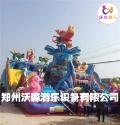 安徽蕪湖兒童游樂孫悟空充氣蹦蹦床定做