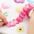 廠家生產定制日本和紙膠帶印刷異形花邊膠帶單片造型膠