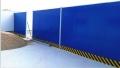 湛江市工地施工鐵皮圍擋護欄安裝