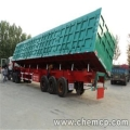 12.5米仓栏轻型半挂车价格及厂家 自卸半一路发财