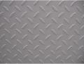 进口原装304不锈钢花纹板天津单面凹凸不锈钢花纹板