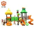 非標戶外不銹鋼組合滑梯游樂設施幼兒園室內外玩具兒童