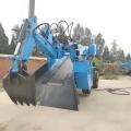 云南轮式扒渣机 实心胎煤矿耙渣机 隔爆采煤设备