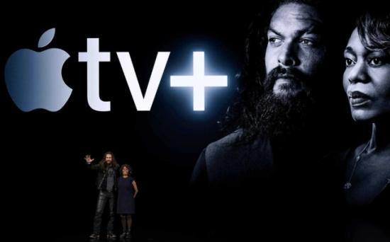 Apple TV+金秋上线 旗下新剧《看见》一集预算1500万美金