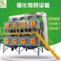 活性炭吸附催化燃烧设备用用贵金属催化剂重复利用