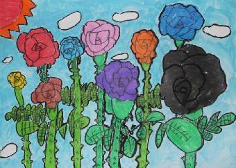 嘉兴儿童学习绘画兴趣班 嘉兴幼儿美术学习 就来嘉兴百工技艺教育