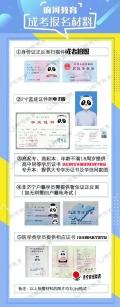 山東濟寧2021成人高考招生報名方式及要求