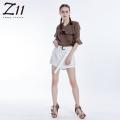 上海潮牌Z11 S29地素風格品牌女裝折扣批發走份