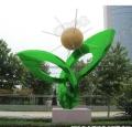 雕塑A柳州不锈钢雕塑A柳州艺术不锈钢雕塑造型生产厂