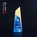 香港優秀合作伙伴獎杯,大理石水晶獎杯出售,新款