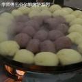 许昌市杂粮玉米面大饼子火爆学习