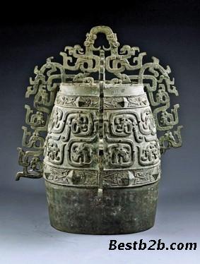汉朝青铜编钟有什么特点