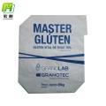 甘氨酸包裝袋定制牛皮紙袋復合袋一字扁平袋25kg包