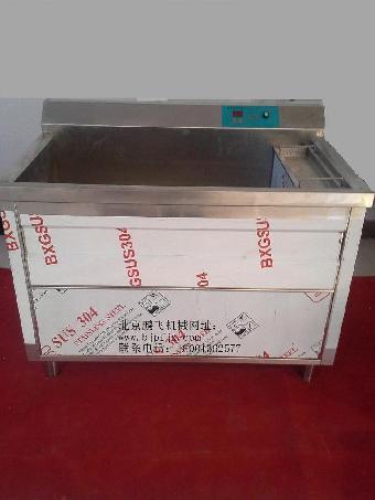 超声波洗碗机它是由发生器输出超音频振荡电功率,经换能器将电功率换