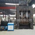 河南凱創機械制造800型廢鋼金屬破碎打球機廢鐵揉球