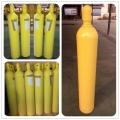 山東地區呼吸瓶標準瓶 6.9L標準氣瓶廠家地址