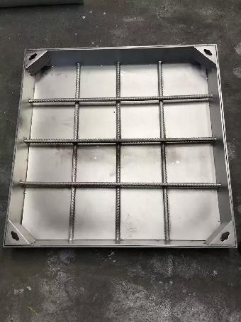 大邑不锈钢隐形井盖 崇州不锈钢双层井盖 下沉