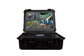 四发一收单兵便携式移动无线音视频传输系统