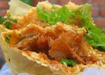 聊城酱香饼培训哪教油酥烧饼技术山东杂粮煎饼小吃培训