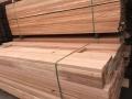 柳桉木材廠家常年供應紅柳桉防腐木板材