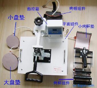 淄博杯子衣服印照片机器印刷厂