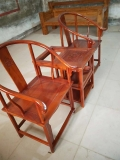 濟寧嘉祥批發榆木圈椅廠家