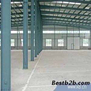 厂房设计搭建钢结构二层楼梯搭建