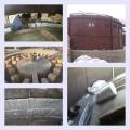 硫酸鉀反應爐高溫隔熱解決方案