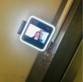 學校進出抓拍使用人臉識別門禁系統