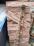 河北板巖 河北文化石廠家 粉砂巖蘑菇石加工廠