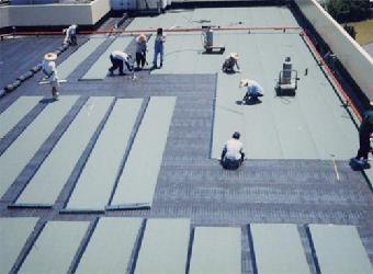 钢结构厂房屋顶水槽