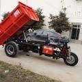 定做自卸式三轮车 工程矿用自卸运输三轮车 加重