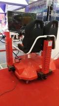 模拟动感赛车单屏赛车电玩游乐意彩注册设备游戏机厂家