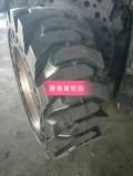 10-16.5 小裝載機輪胎 實心輪胎 帶鋼圈