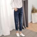 廣州便宜牛仔褲批發市場直批低價擺攤牛仔褲尾貨4元