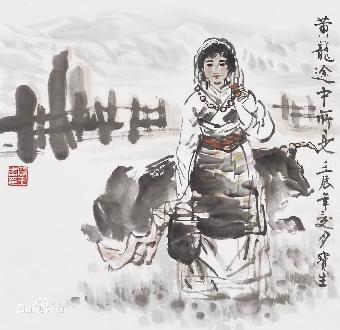 徐悲鸿代表作品是 齐白石代表作品是图片