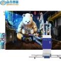 深圳广告墙体喷绘机壁画墙体彩绘机HC-T5uv打印
