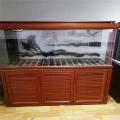 廠家批發中型大型底過濾水族魚缸 超白玻璃生態魚缸